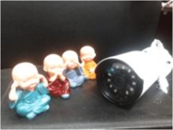 Camera AHD WTC-T204H độ phân giải 2.0 MP