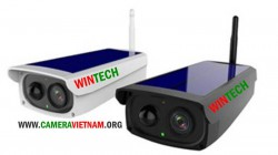 Solar power Camera Wifi
