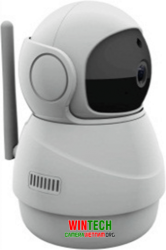 Camera ip wifi WinTech IP501 độ phân giải 2.0mp