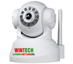 Camera IP WiFi Camera IP WiFi WTC-IP9505 độ phân giải 1.0 MP