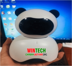 Camera IP WiFi Camera ip wifi WinTech  QC10 độ phân giải 2.0MP