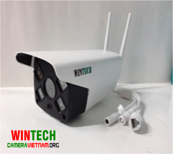 Camera IP WiFi Camera ip wifi WinTech  QC5 độ phân giải 2.0MP