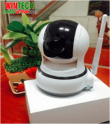 Camera IP WiFi Camera ip wifi WinTech  QC9 độ phân giải 1.0MP