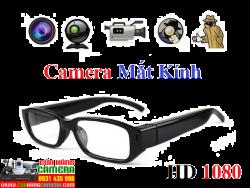 Camera IP WiFi Camera Ngụy Trang Camera Mắt Kính  Độ phân giải 2.0 MP
